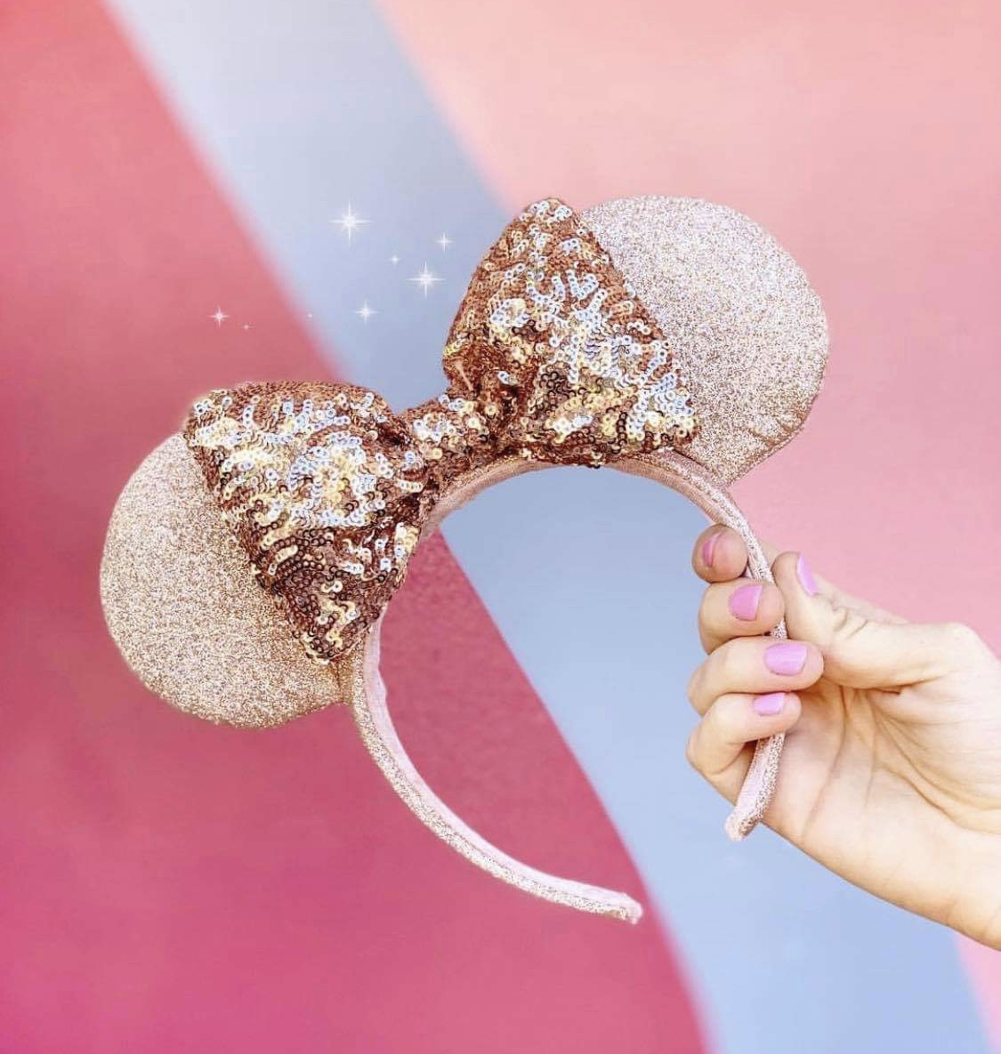 New Briar Rose Gold Ears Coming to Disney Parks! #disneystyle 1