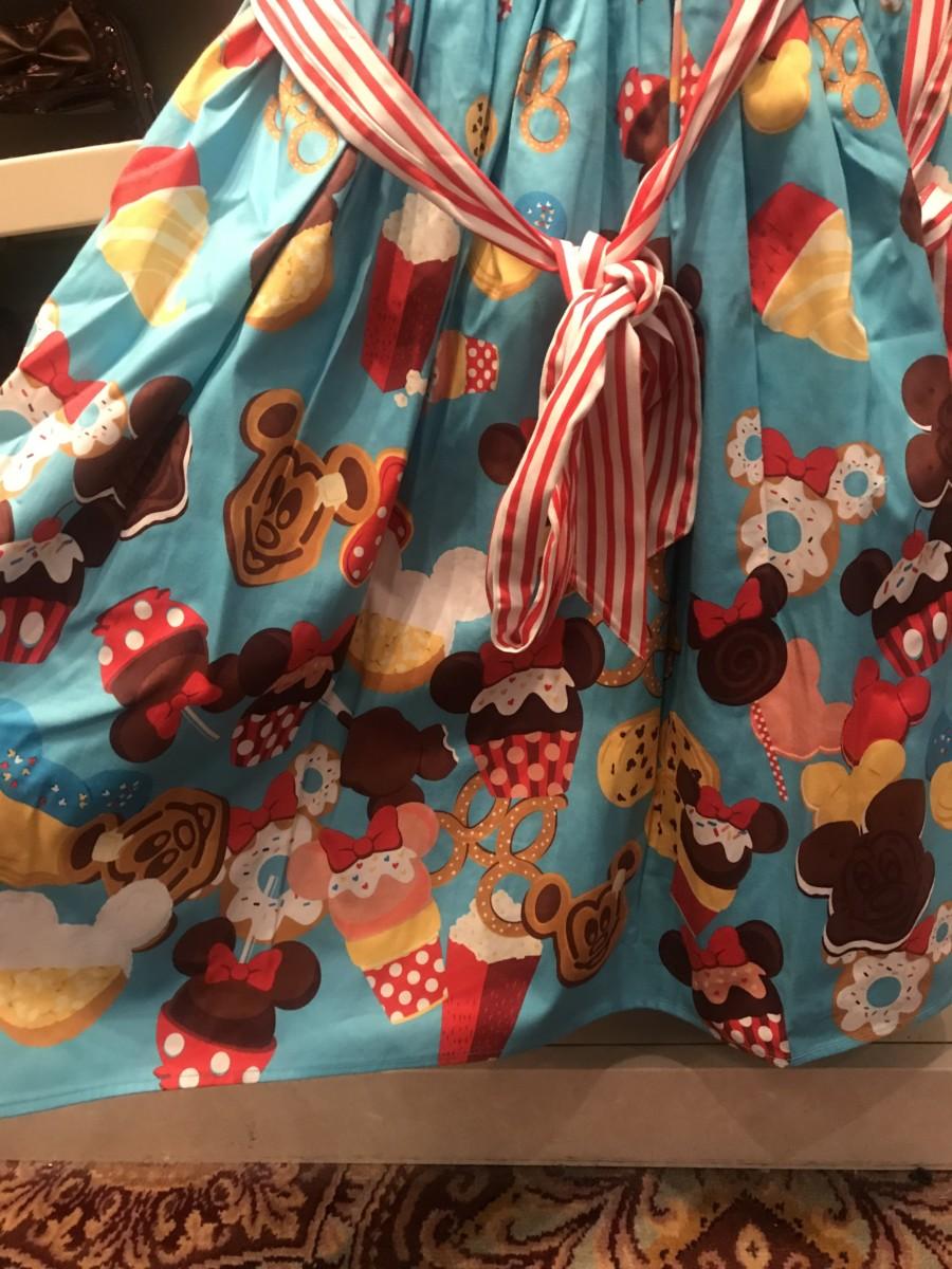 Calorie free Disney Snacks Dress Is A Tasty Treat #DisneyStyle 1