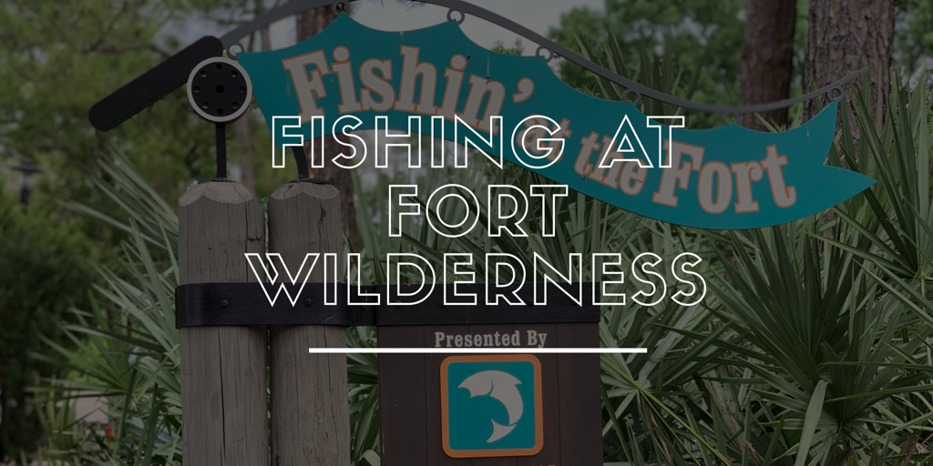 Fishing at Fort Wilderness 1