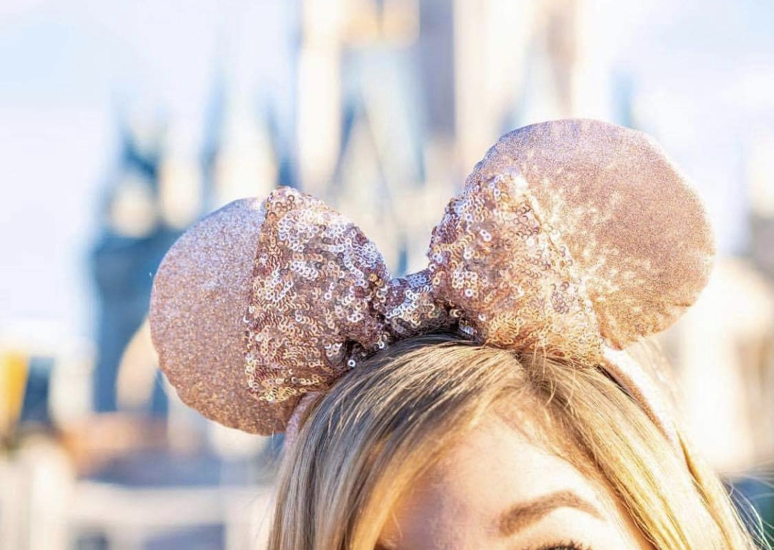 New Briar Rose Gold Ears Coming to Disney Parks! #disneystyle 2