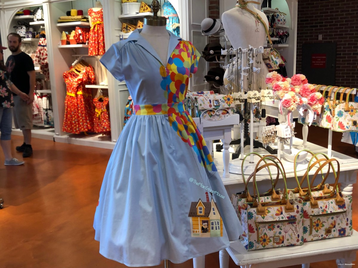 New Spaceship Earth & UP Dresses, Out Now! 5