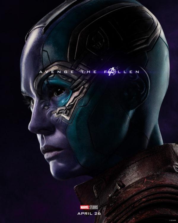MARVEL Studios' Avengers: Endgame Character Posters &  New Featurette 33