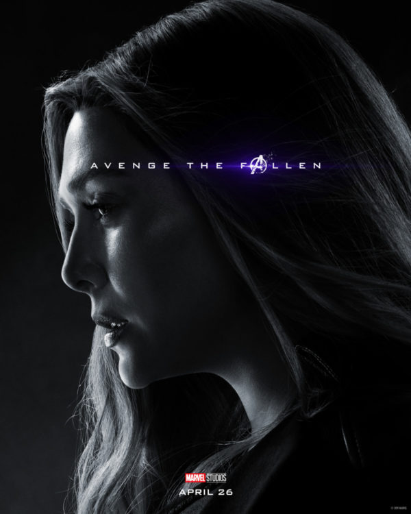 MARVEL Studios' Avengers: Endgame Character Posters &  New Featurette 32
