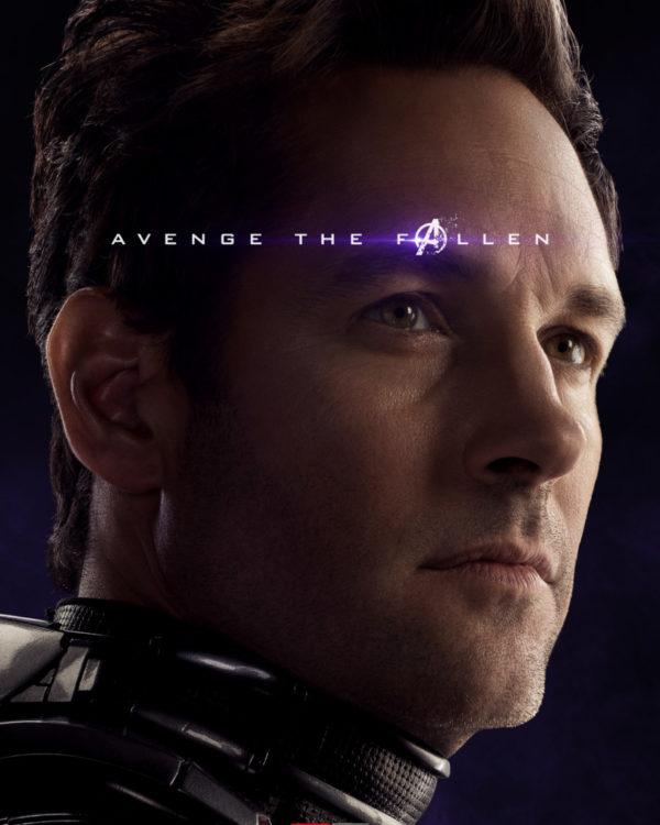 MARVEL Studios' Avengers: Endgame Character Posters &  New Featurette 31
