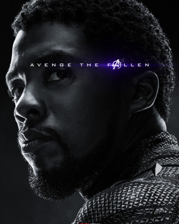 MARVEL Studios' Avengers: Endgame Character Posters &  New Featurette 30