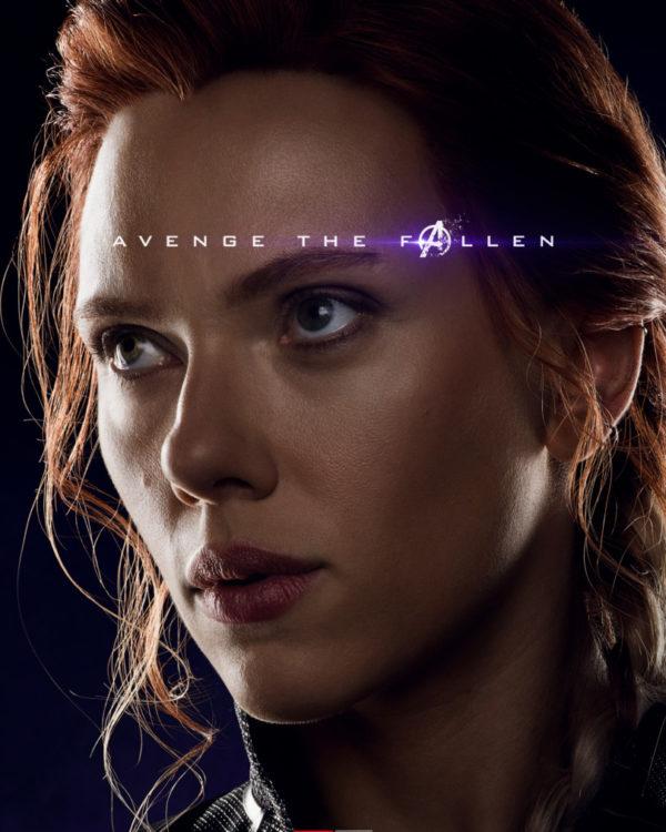 MARVEL Studios' Avengers: Endgame Character Posters &  New Featurette 29