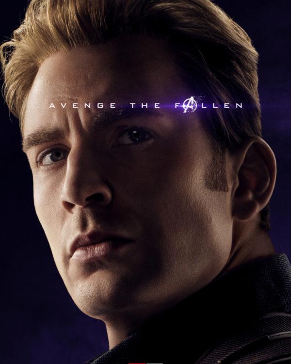 MARVEL Studios' Avengers: Endgame Character Posters &  New Featurette 26