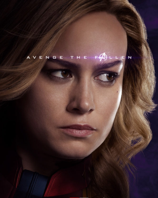 MARVEL Studios' Avengers: Endgame Character Posters &  New Featurette 27