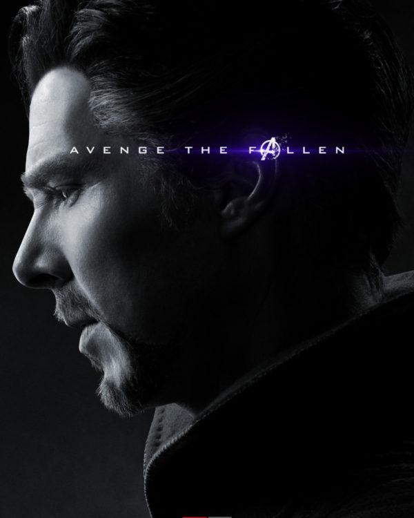 MARVEL Studios' Avengers: Endgame Character Posters &  New Featurette 24