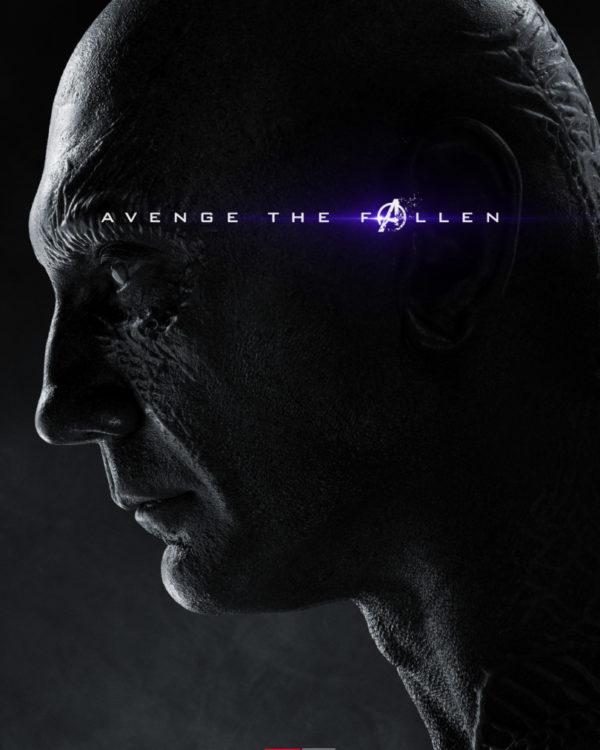 MARVEL Studios' Avengers: Endgame Character Posters &  New Featurette 25