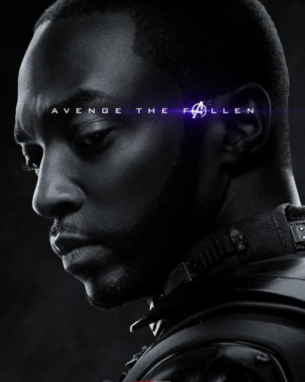 MARVEL Studios' Avengers: Endgame Character Posters &  New Featurette 23