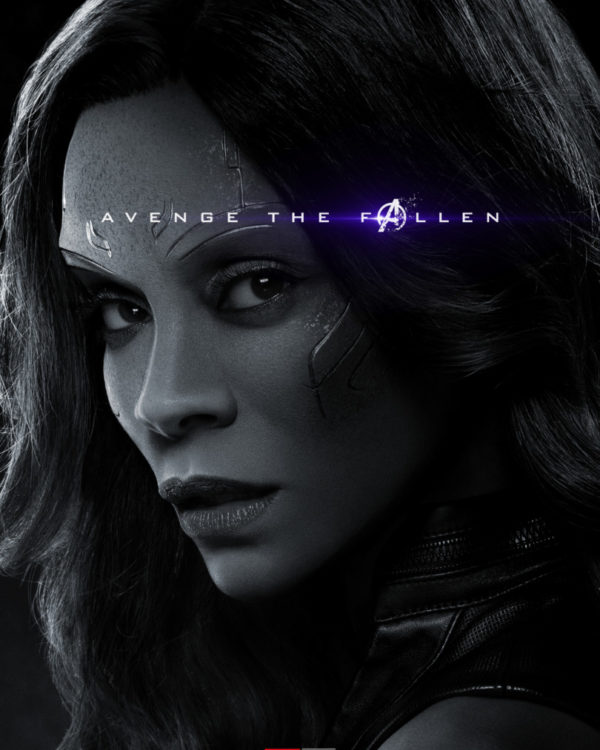 MARVEL Studios' Avengers: Endgame Character Posters &  New Featurette 22