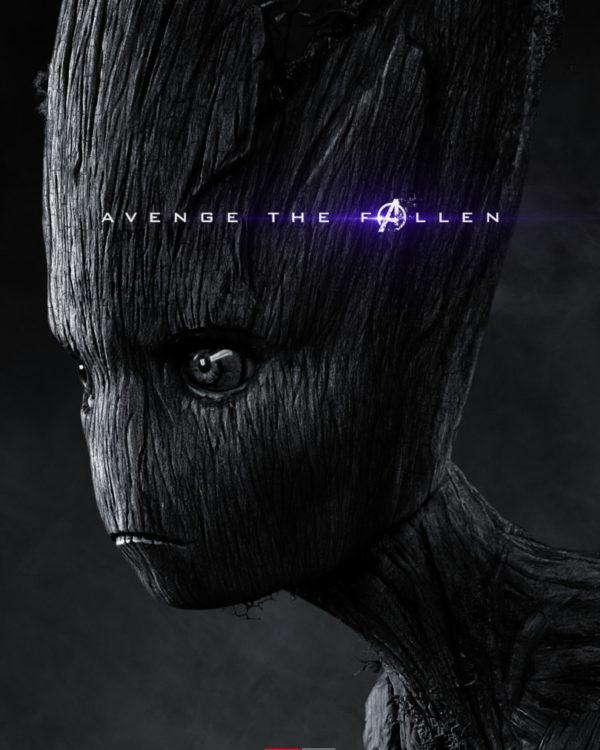 MARVEL Studios' Avengers: Endgame Character Posters &  New Featurette 21