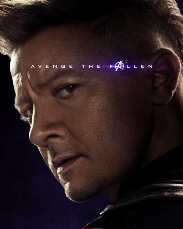 MARVEL Studios' Avengers: Endgame Character Posters &  New Featurette 19