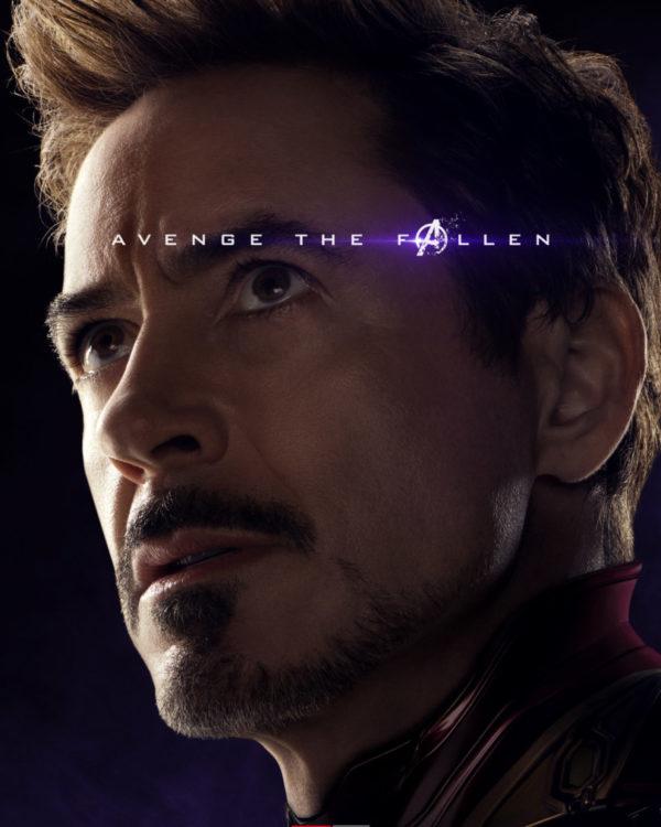 MARVEL Studios' Avengers: Endgame Character Posters &  New Featurette 18