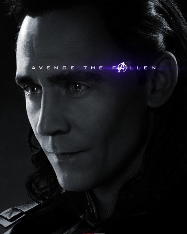 MARVEL Studios' Avengers: Endgame Character Posters &  New Featurette 17