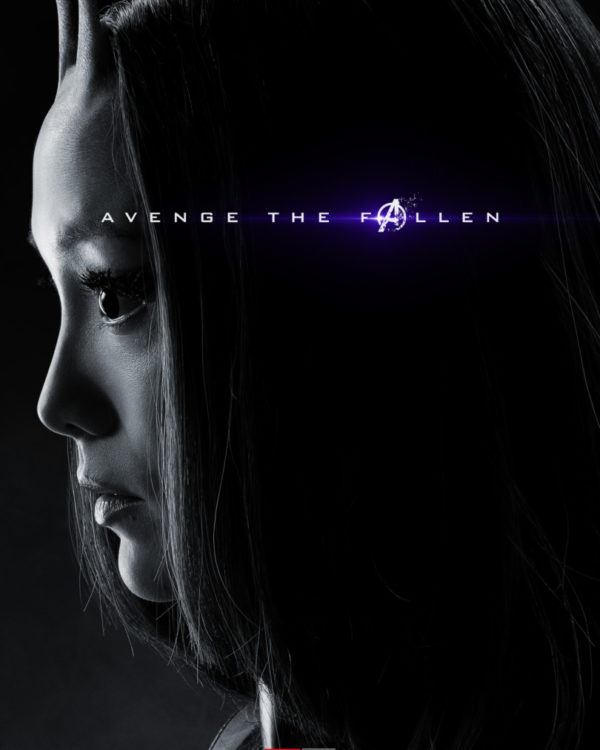 MARVEL Studios' Avengers: Endgame Character Posters &  New Featurette 16