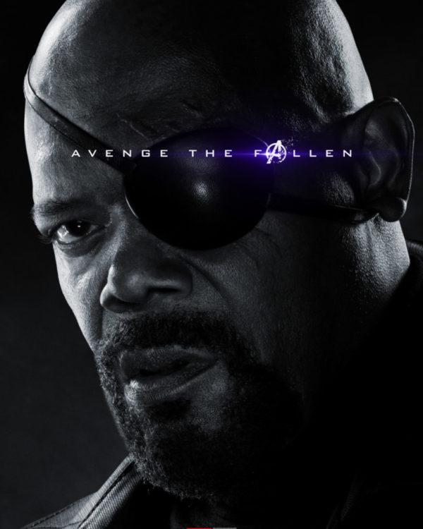MARVEL Studios' Avengers: Endgame Character Posters &  New Featurette 15