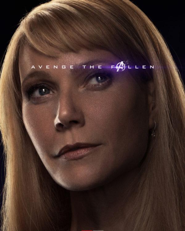 MARVEL Studios' Avengers: Endgame Character Posters &  New Featurette 13