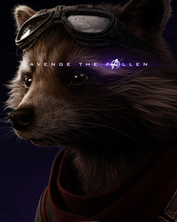 MARVEL Studios' Avengers: Endgame Character Posters &  New Featurette 12