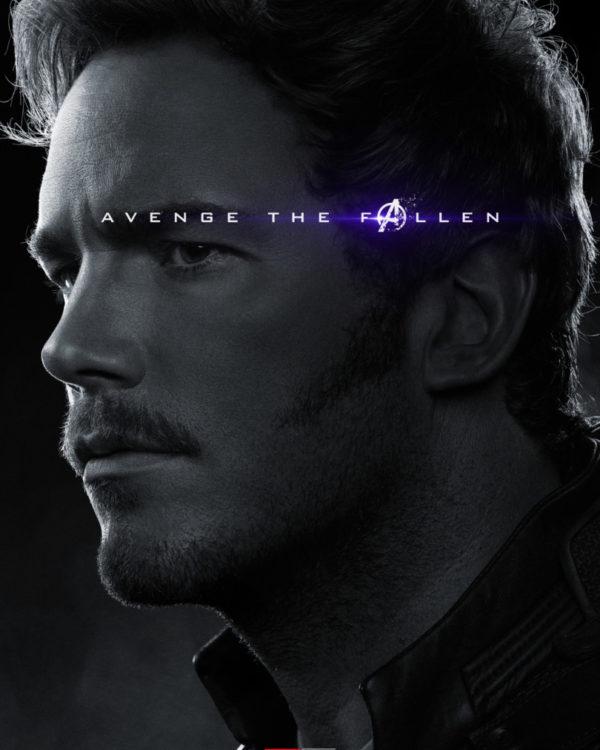 MARVEL Studios' Avengers: Endgame Character Posters &  New Featurette 9