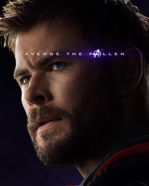MARVEL Studios' Avengers: Endgame Character Posters &  New Featurette 8
