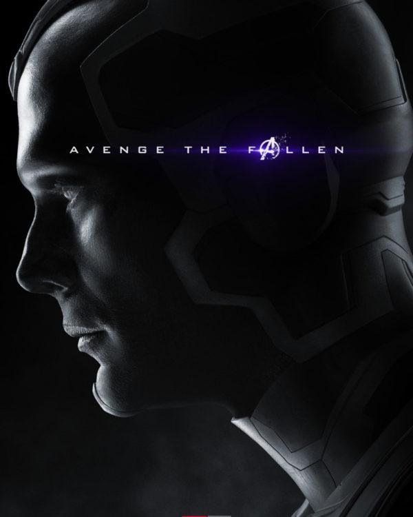 MARVEL Studios' Avengers: Endgame Character Posters &  New Featurette 6