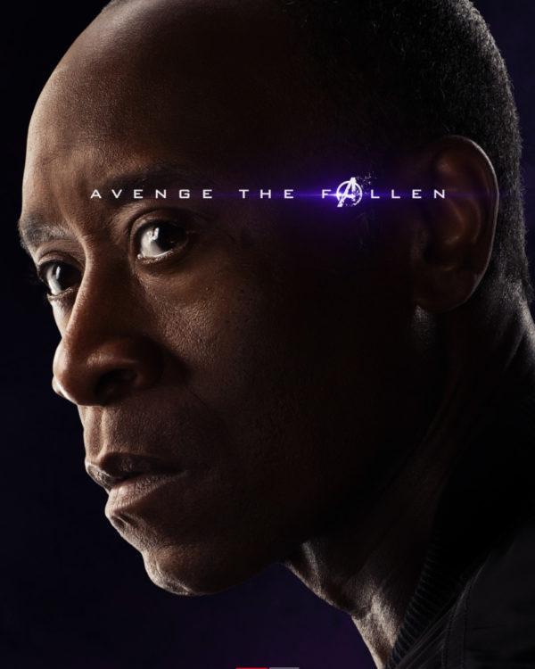 MARVEL Studios' Avengers: Endgame Character Posters &  New Featurette 5