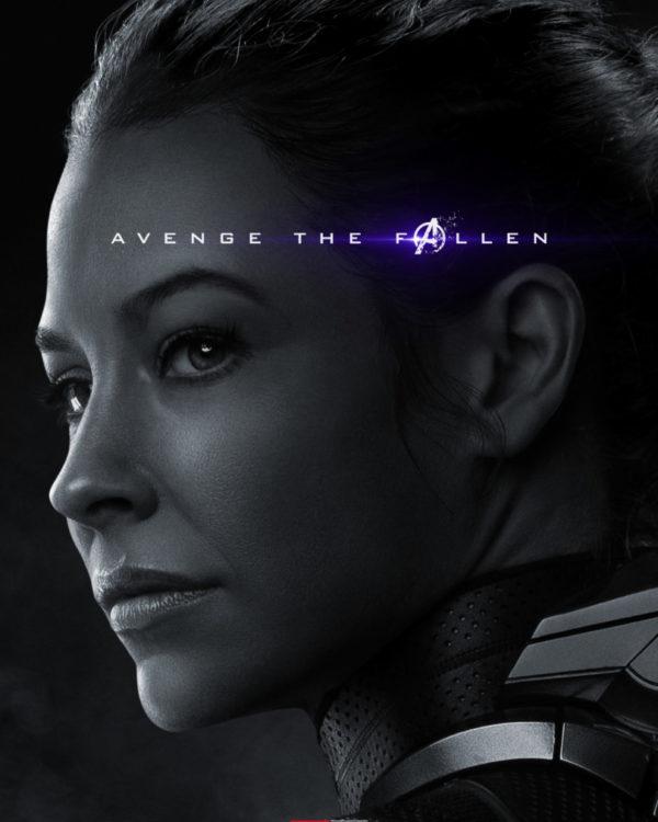 MARVEL Studios' Avengers: Endgame Character Posters &  New Featurette 4