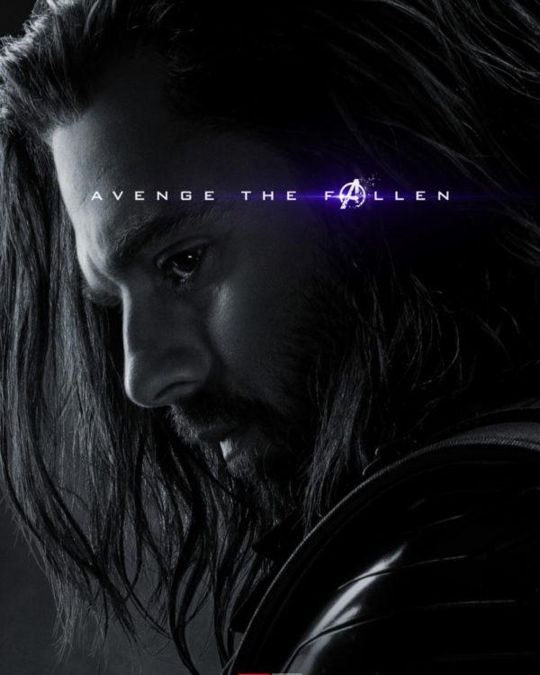 MARVEL Studios' Avengers: Endgame Character Posters &  New Featurette 3