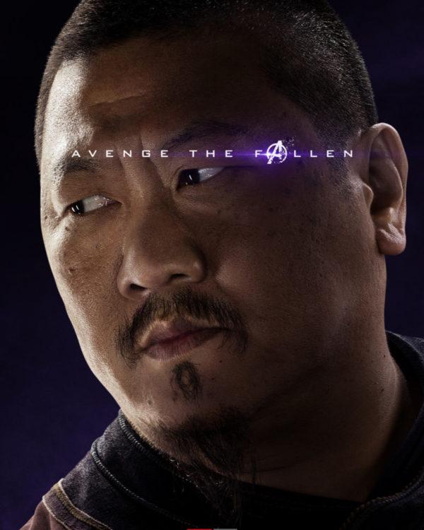 MARVEL Studios' Avengers: Endgame Character Posters &  New Featurette 2