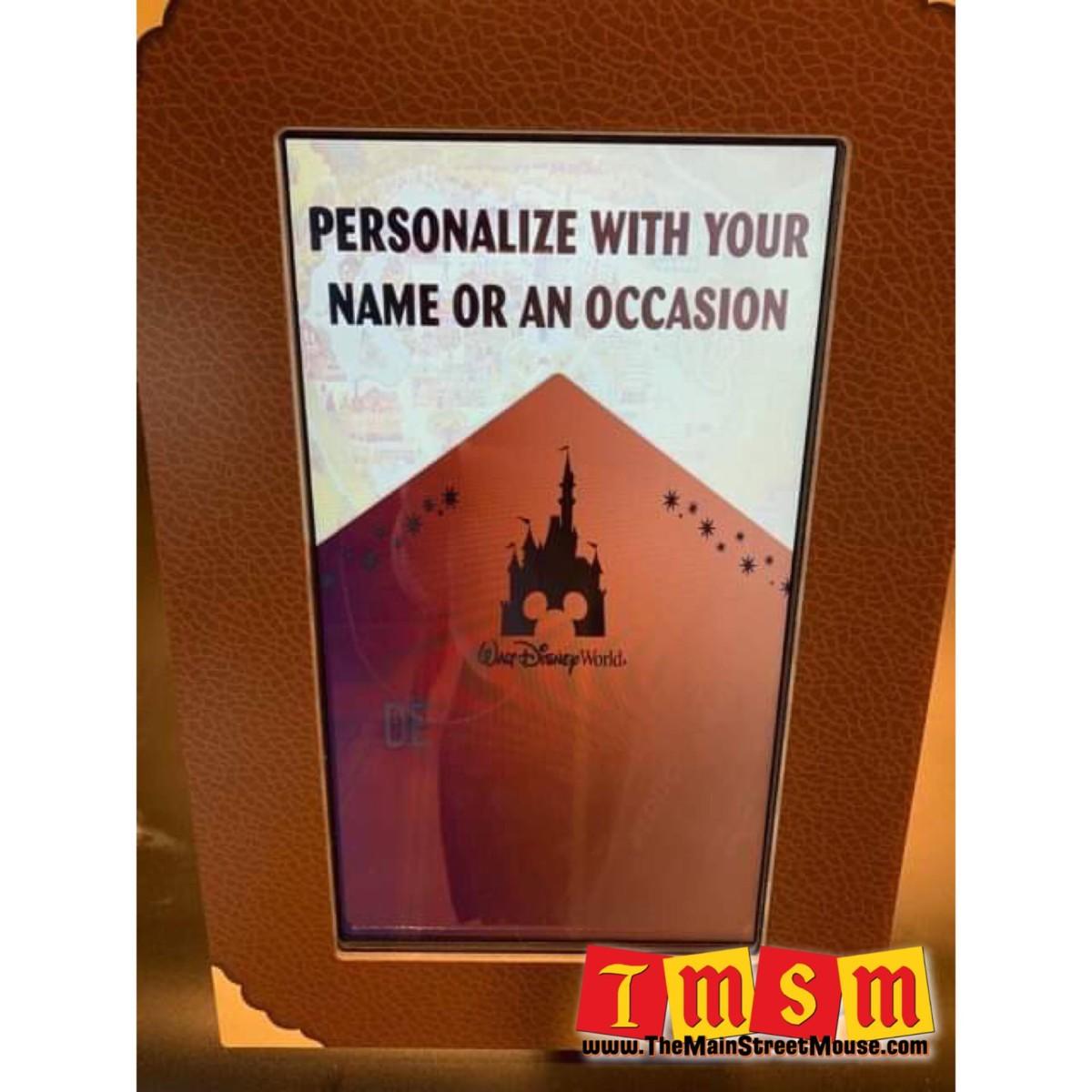 Own Your Own Disney Brick 4