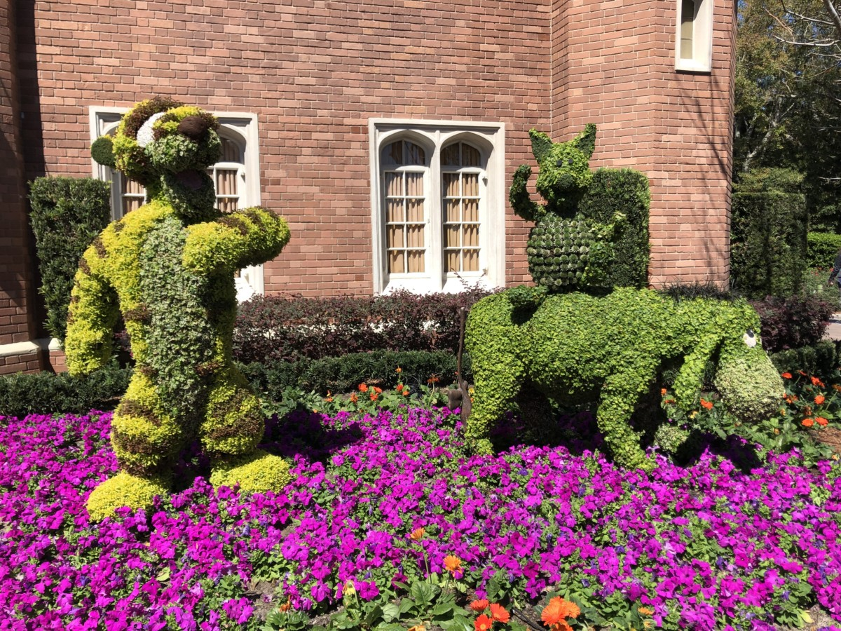 Photos from Opening Day of the Epcot International Flower and Garden Festival 2019! #FreshEpcot 16