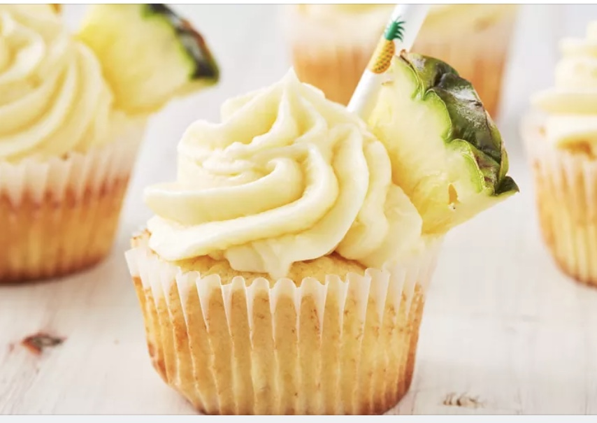 Make Your Own Dole Whip Cupcakes! 40