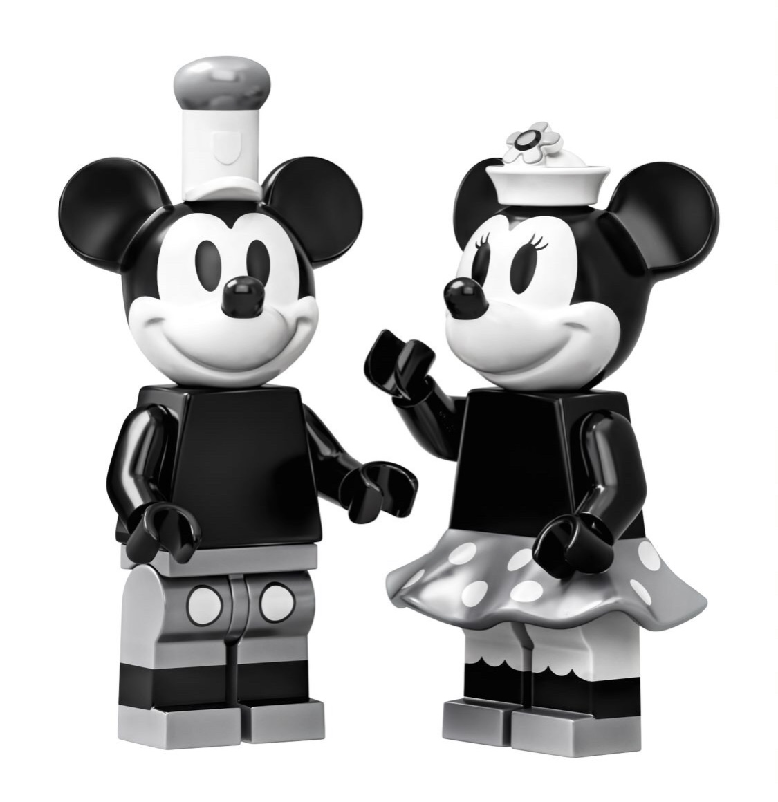 LEGO Steamboat Willie Set Reveal! Details Below! 6