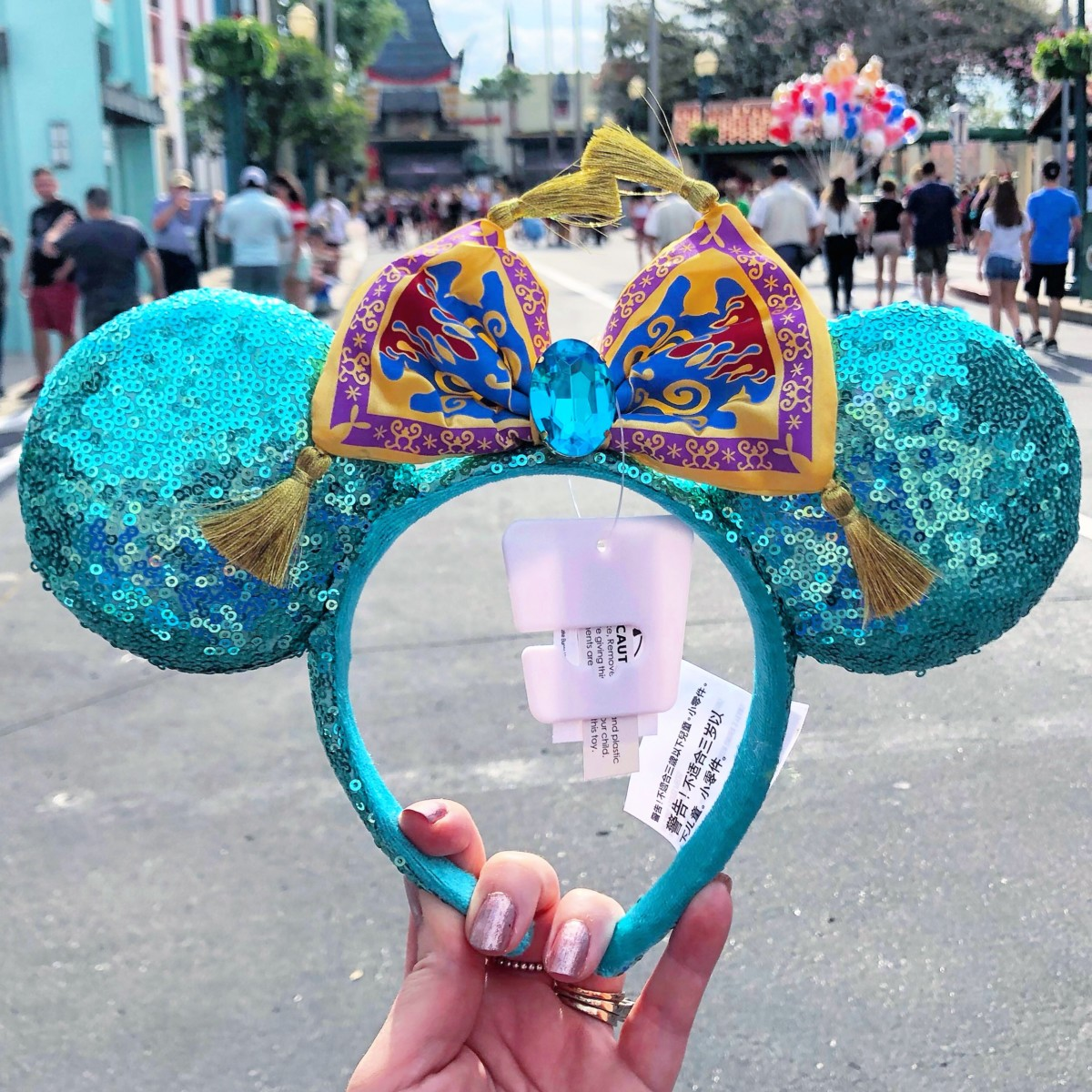 Brand New Minnie ears any collector will love #disneystyle 2