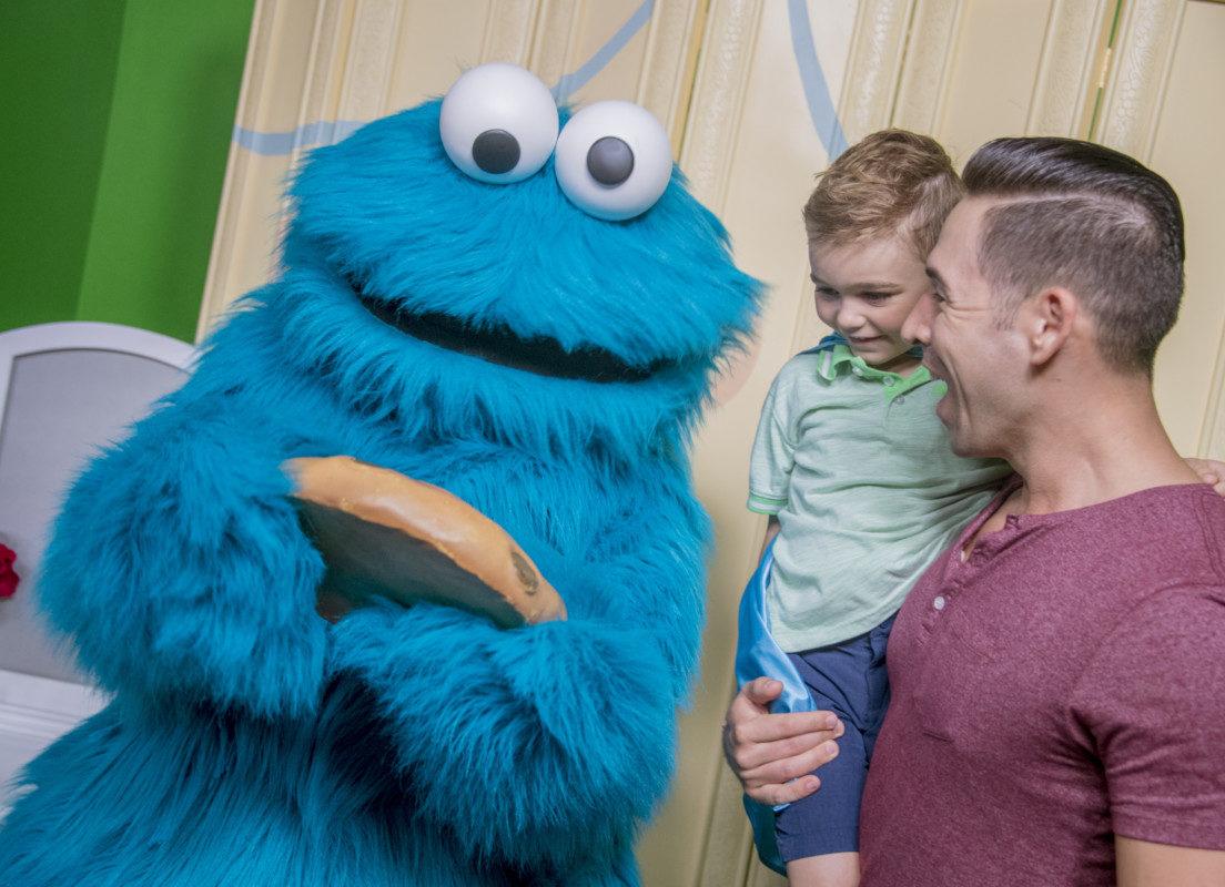 SeaWorld Entertainment And Sesame Workshop Announce Opening Of Sesame Street® At SeaWorld Orlando 1