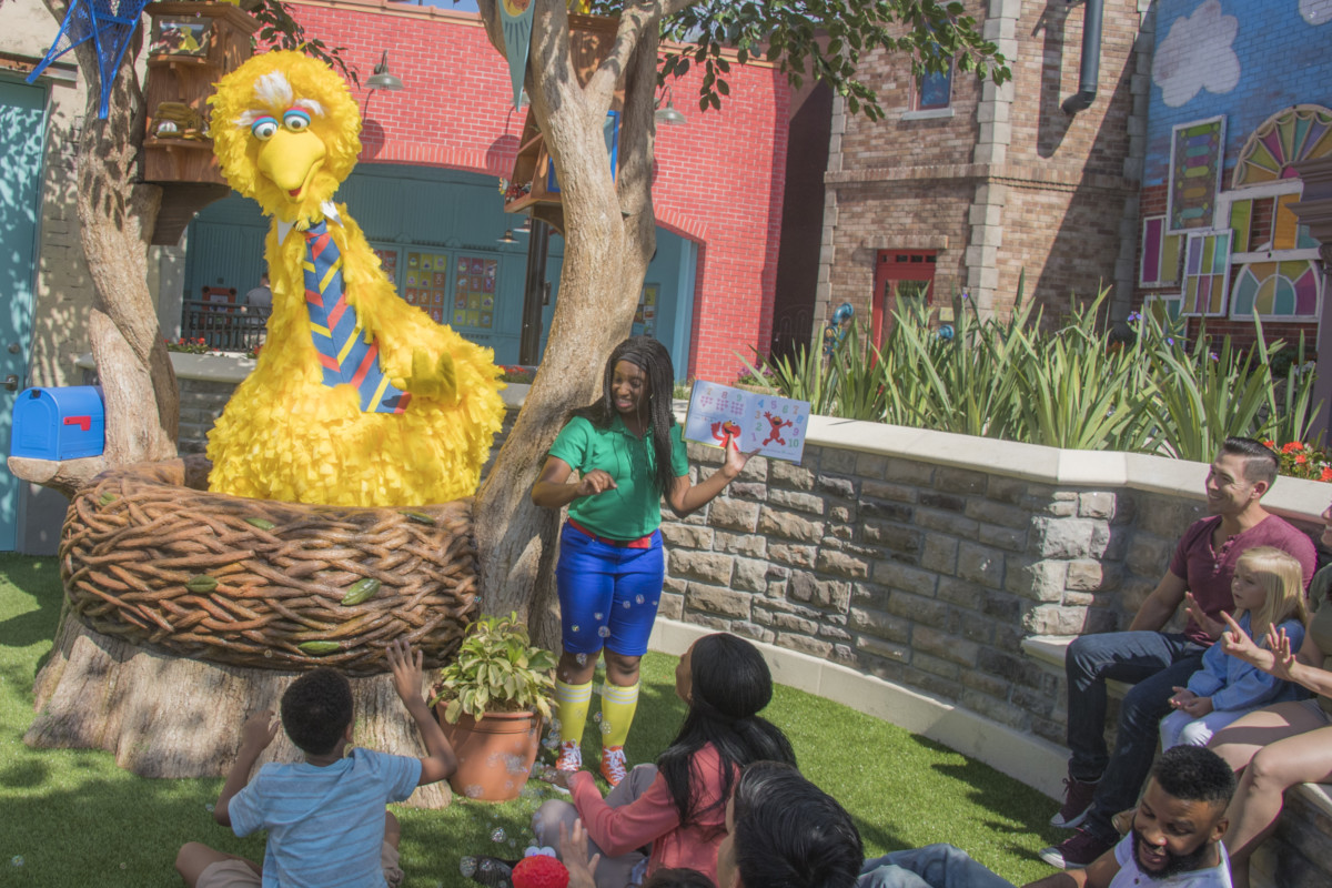 SeaWorld Entertainment And Sesame Workshop Announce Opening Of Sesame Street® At SeaWorld Orlando 3