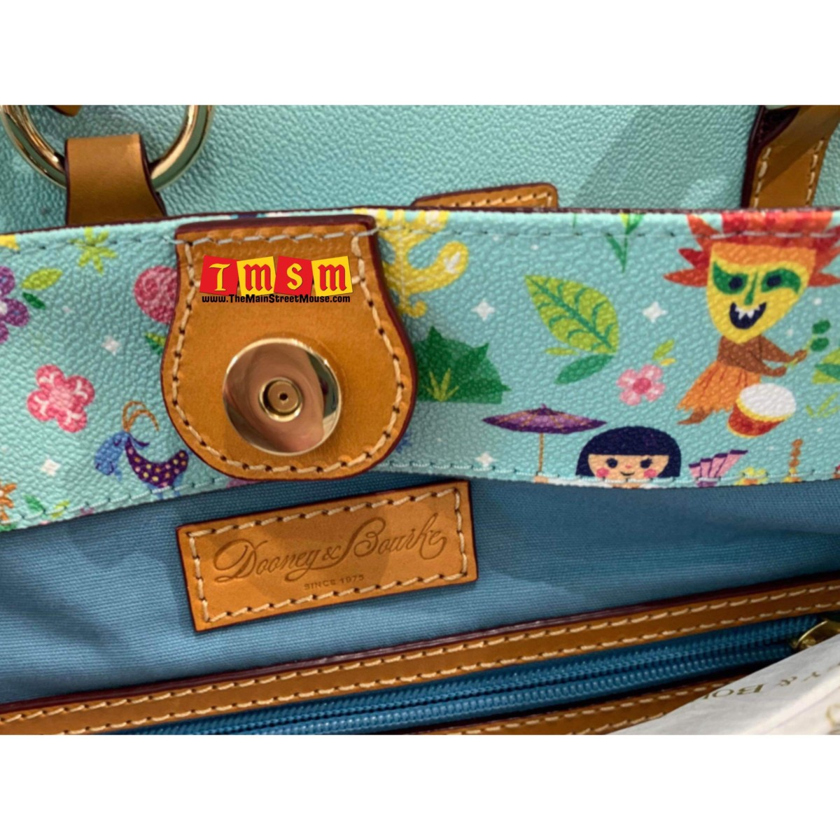 It's a small world after all with this new Dooney and Bourke collection 3