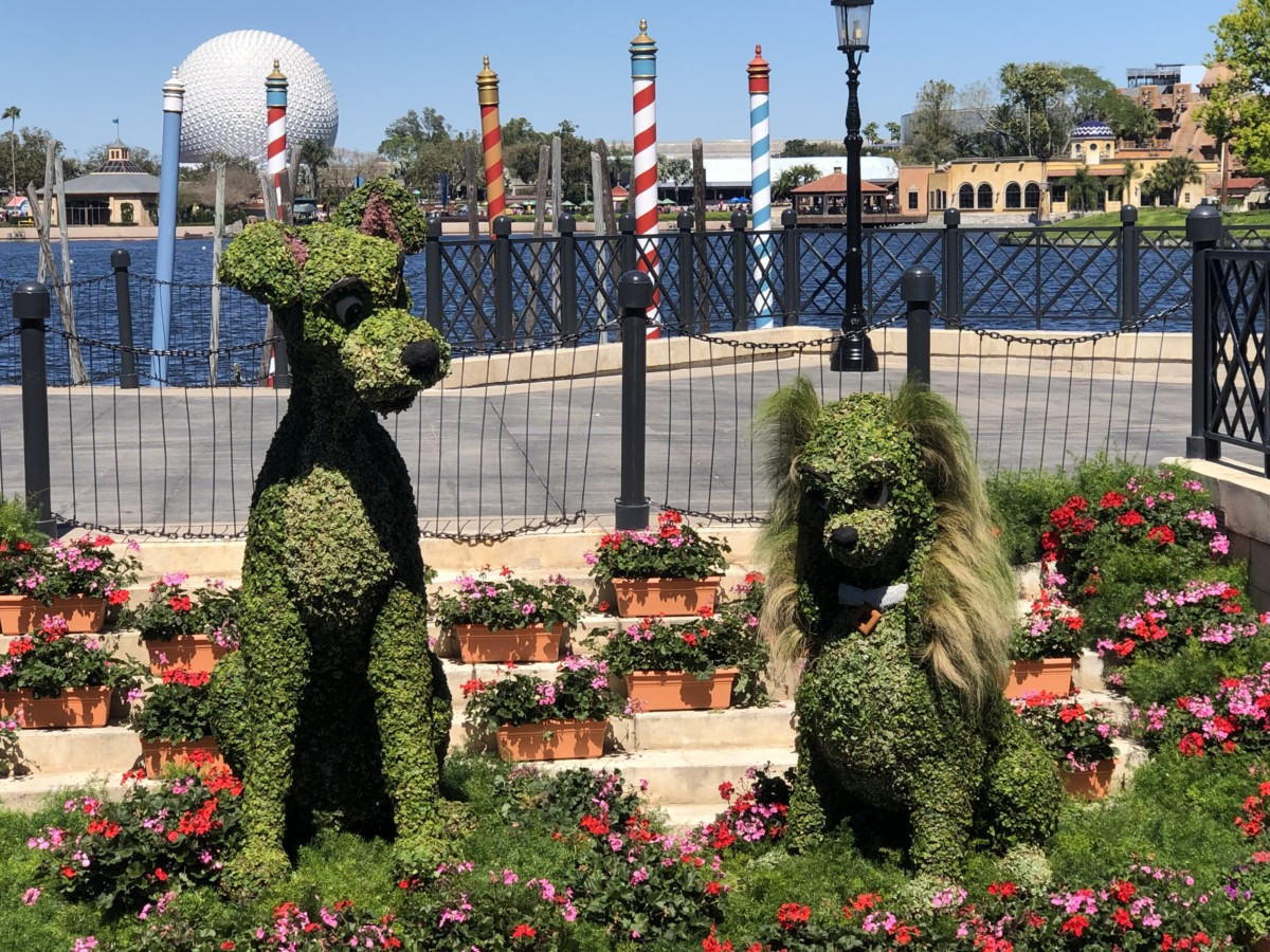 Photos from Opening Day of the Epcot International Flower and Garden Festival 2019! #FreshEpcot 19