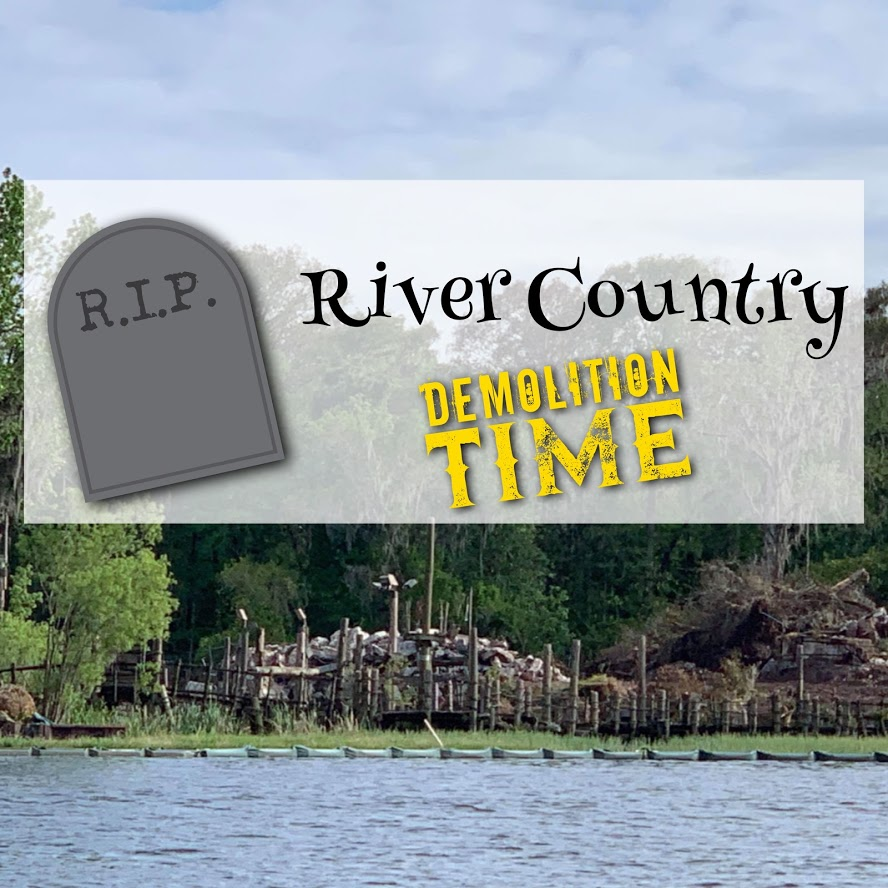 R.I.P. River Country - Construction Pics 5