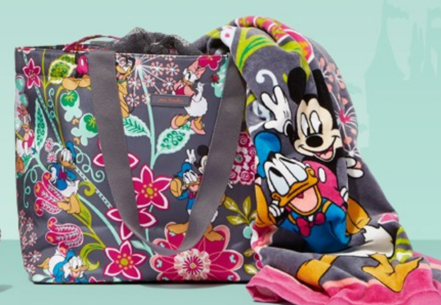 New Disney Vera Bradley Patterns Coming Soon! #disneysprings 1