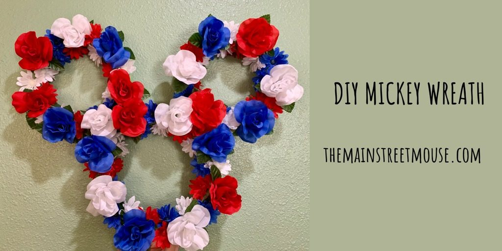 DIY Mickey Wreath 27