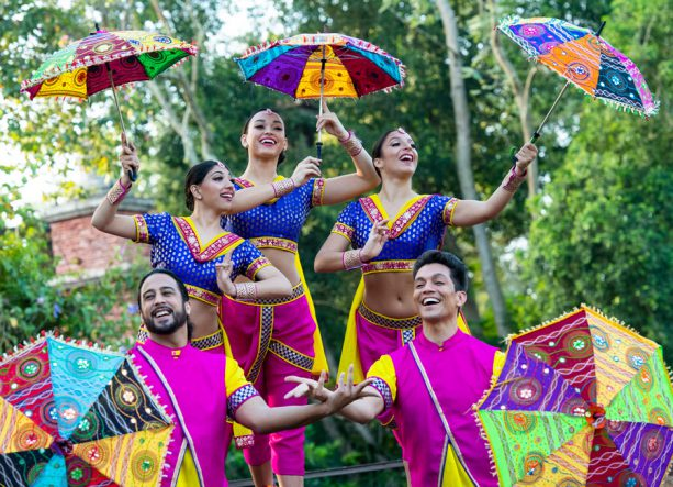 Experience the Beauty and Energy of Bollywood Dance at Disney's Animal Kingdom 1