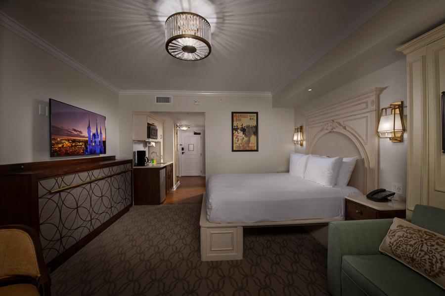 Disney's Riviera Resort room