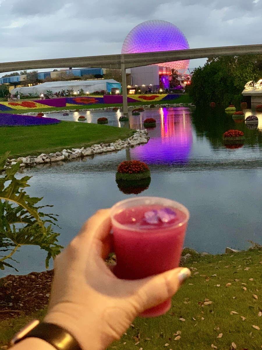 Opening Weekend of Epcot International Flower & Garden Festival 8