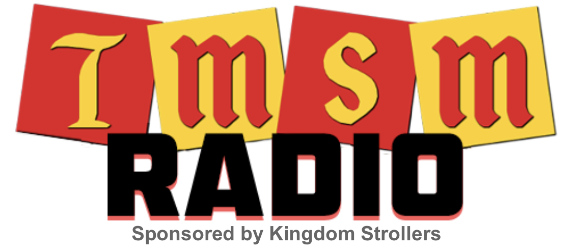 Introducing TMSM Radio! Listen to the Magic of Disney, All Day, Every Day! 1