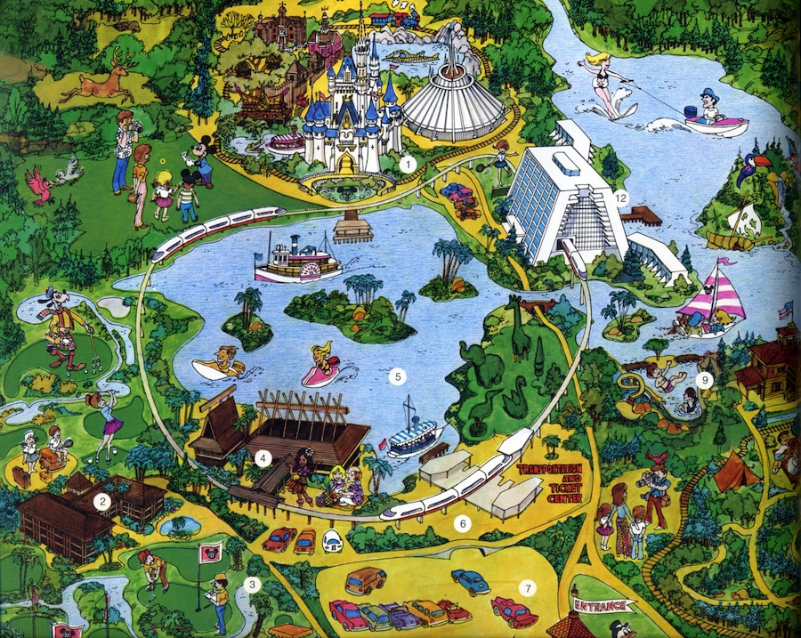 Imagineering Seven Seas Lagoon: A Waterway for the World 5