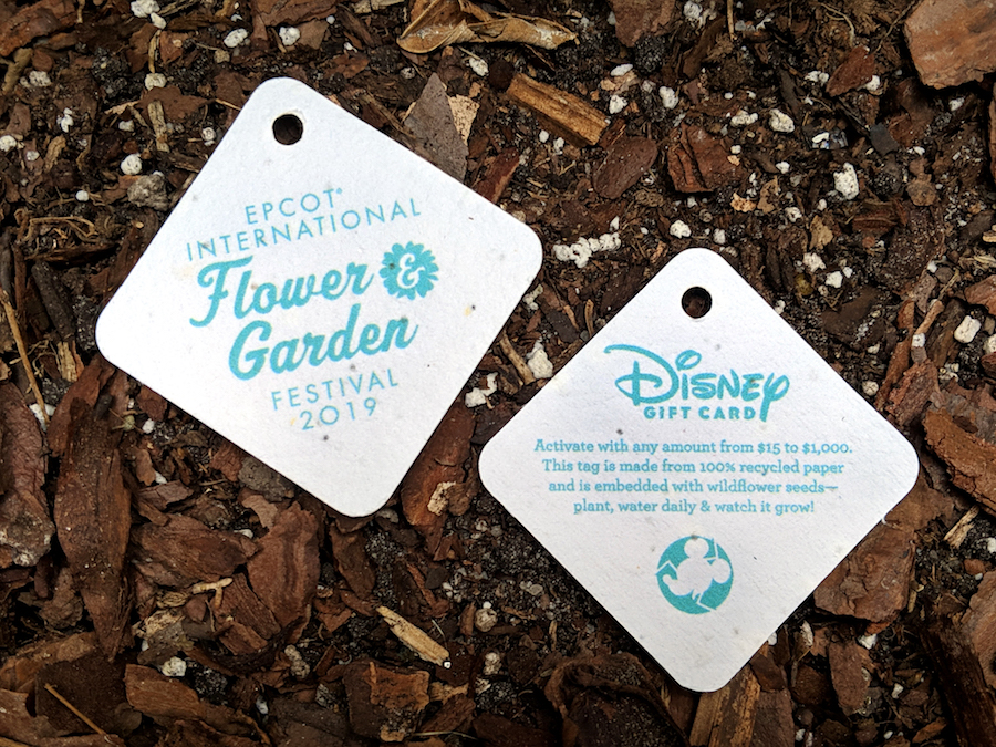 Disney Gift Card Invites You to Pick Your Flavor at #FreshEpcot 4