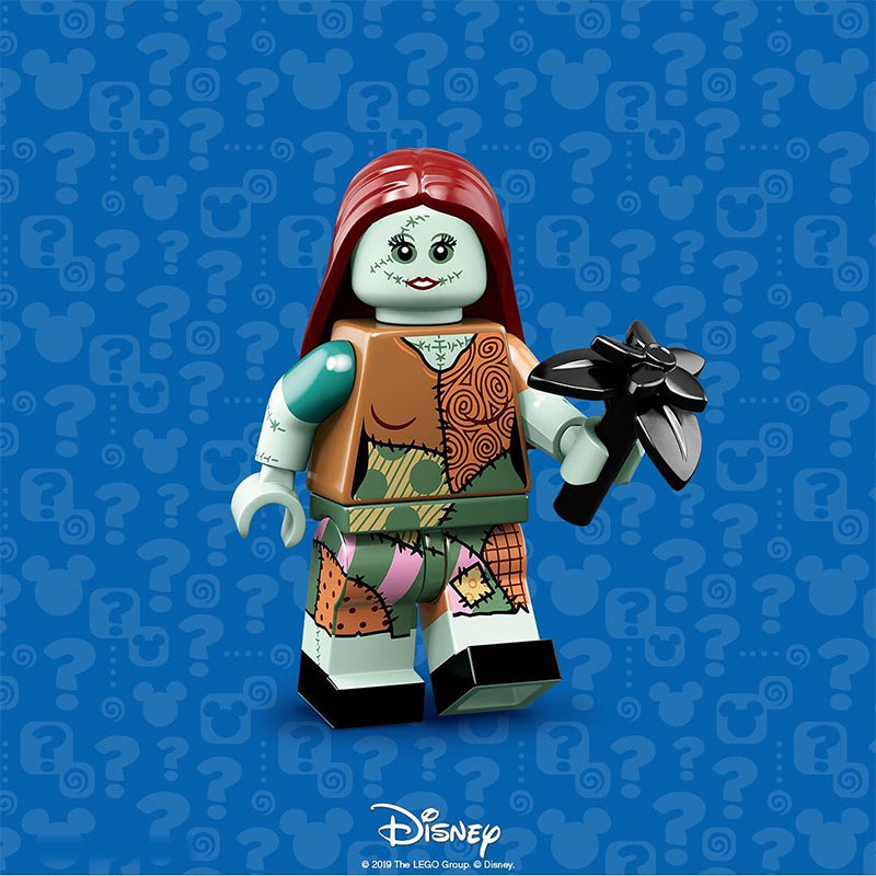 Breaking LEGO News! Disney Minifigures Series 2 Released 3